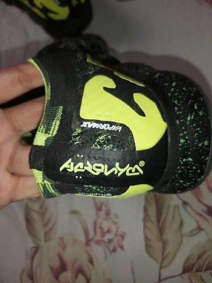 Tênis Vapormax Da Nike, Original, Usado Só Duas Vezes, N° 36