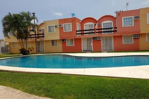 Rento Casa 4 Recamaras ,en Diamante Acapulco, Con Alberca