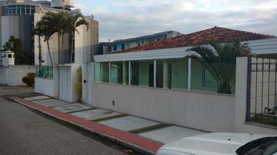 Casa Com 3 Dormitórios Para Alugar, 120 M² Por R$ 5.000/mês - Itaguaçu - Florianópolis/sc - Ca0863