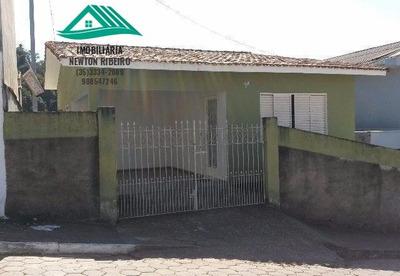 Casa A Venda No Bairro Centro Em Piranguinho - Mg. - 203-1