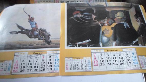 Molina Campos Lote Y Carlos Montefusco Total 16 Laminas