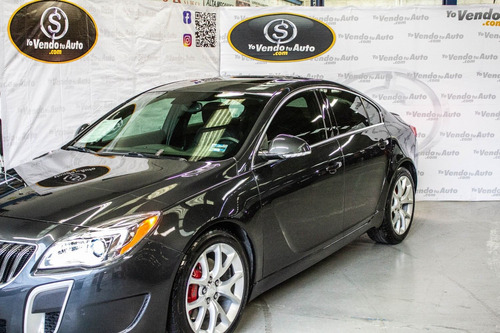 Buick Regal Gs 2.0t At 2016