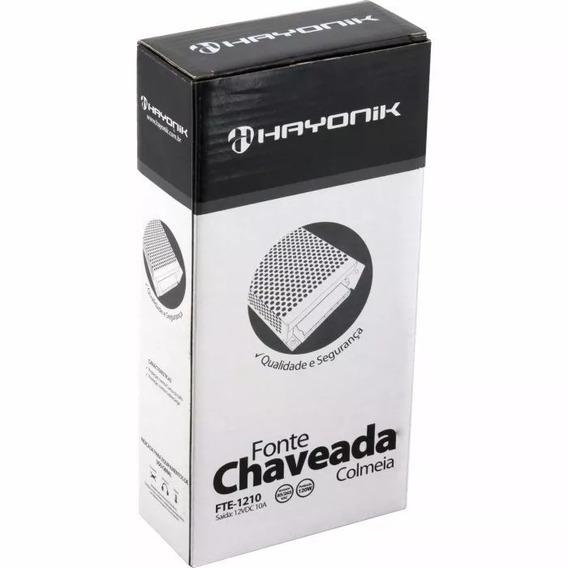 Fonte Chaveada Fte-1210
