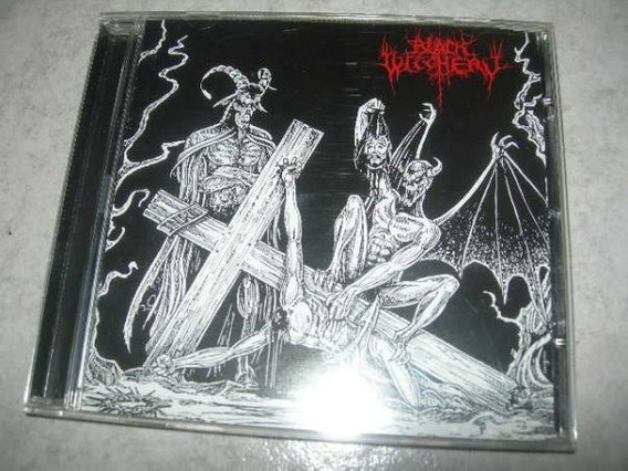 Black Witchery - Desecration Of The Holy Kingdom ¿
