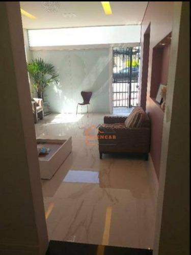 Duas Casas Em Excelente Localização Sendo 1 Sobrado Com 4 Dormitórios À Venda, Área Total 264 M² Por R$ 900.000 - Vila Carrão - São Paulo/sp - So0251