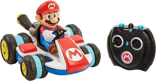 Imagem 1 de 5 de Super Mario Mariokart Veículo R;c Racer Candide