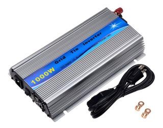 Inversor Interconexión Cfe 1000w Solar 127 Vac