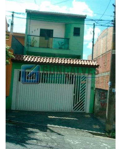Venda Sobrado Santo Andre Jardim Milena Ref: 108026 - 1033-1-108026