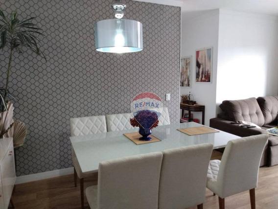 Locação Apartamento 03 Dormitórios Residencial Flex Mogi - Ap0285