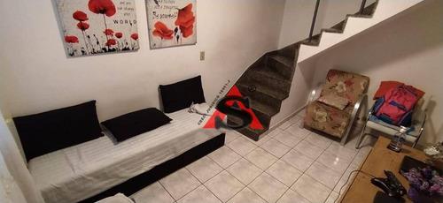 Sobrado Com 2 Dormitórios À Venda, 98 M² Por R$ 305.000,00 - Vila Moraes - São Paulo/sp - So5098