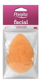 Esponja De Banho Ponjita 3m Facial