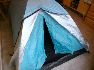 Carpa Waterdog Dome 1