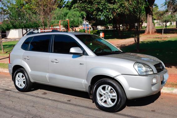 Tucson 2.7 V6 Prata - 3 Dono