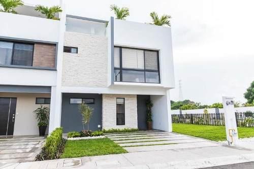 [venta] Casa En Fracc. Cumbres Residencial, Veracruz, Ver