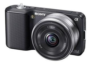 Camara Sony Nex-3 Con Varios Lentes