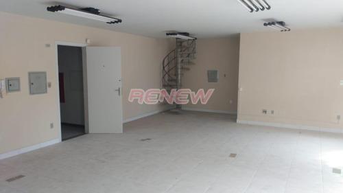 Sala Para Aluguel, 1 Vaga, Centro - Campinas/sp - 7475