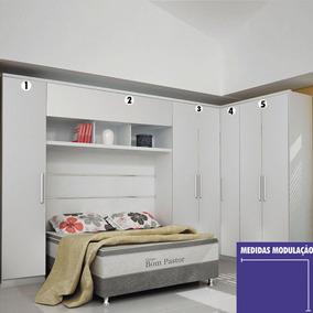 Modulado Lucca - 5 Peças - Branco