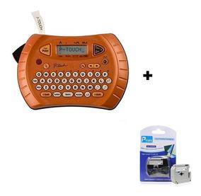 Rotulador Eletrônico Brother Pt-70 + Fita Extra M-231 08mts