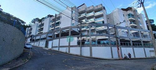 Imagem 1 de 24 de Apartamento À Venda, 82 M² Por R$ 300.000,00 - Paineiras - Juiz De Fora/mg - Ap1277
