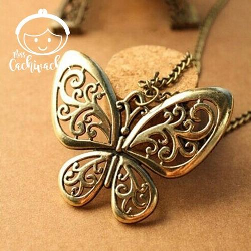Imagen 1 de 1 de Collar Butterfly