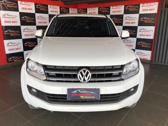 Volkswagen Amarok Trendline Cd 2.0 Tdi 4x4 Dies Mecâni