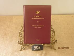 Livro A Bíblia Ii Antigo Testamento I Reis Salmos