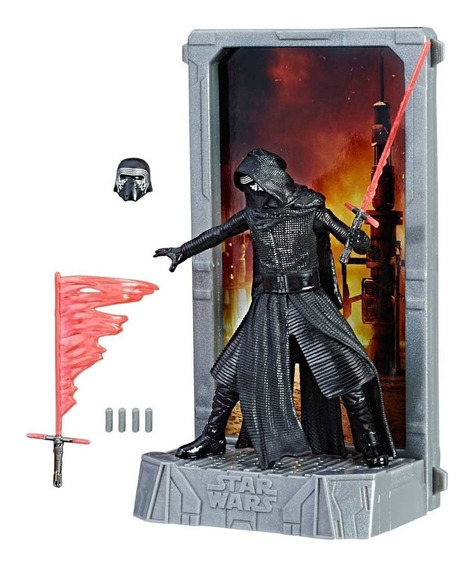 Figura Black Serie Star Wars Kylo Ren Hasbro