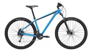 Bicicleta Cannondale Trail 5 (2020) R29 2x 9v Acera - Racer