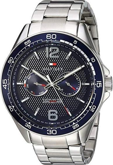 Relógio Masculino Tommy Hilfiger 1791366 Importado + Brinde