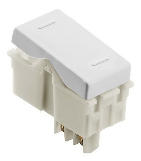 Kit 25 Modulo Interruptor Simples 10a Br 57115001 Tramontina