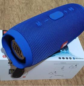 Caixa De Som Portátil Via Bluetooth Pronta Entrega
