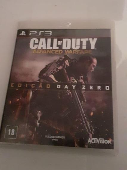 Call Of Duty Advanced Warfare, Ps3, Mídia Física,