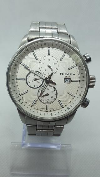 Relógio Nivada Cronógrafo