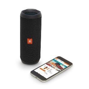Caixa De Som De Som Jbl Flip 4/ Bluetooth/ Preto
