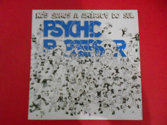 Lp - Psychic Possessor - Nós Somos A América Do Sul