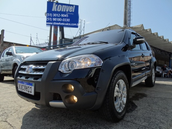 Fiat Palio Adventure 1.8 Locker Flex Dualogic 5p