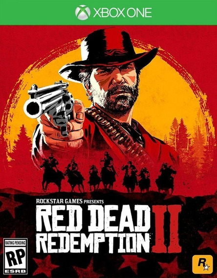 Red Dead Redemption 2 - Mídia Física