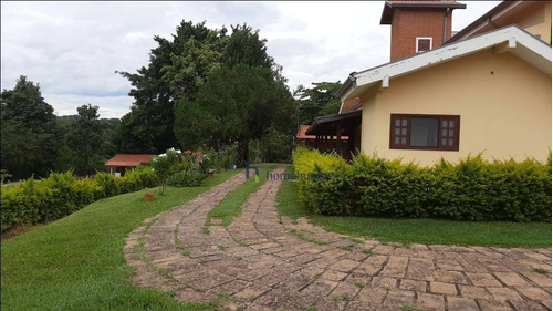Chácara Com 3 Dormitórios À Venda, 5774 M² Por R$ 2.700.000,00 - Vale Verde - Valinhos/sp - Ch0140