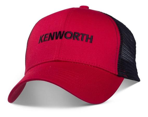 Cachucha Kenworth 100 % Original Roja Mod. Kw5 Envio Gratis