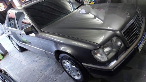 Mercedes E320 1993 Cinza