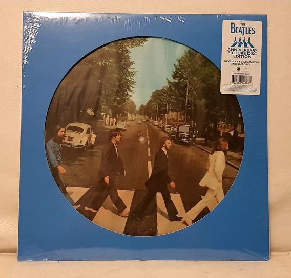 The Beatles - Abbey Road Picture Disc Vinil Lp