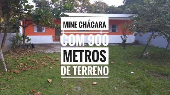 Vendo Mine Chácara Lado Serra Em Itanhaém Litoral Sul De Sp
