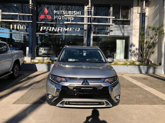 Mitsubishi Outlander 2.4 L Awd 170cv At Cvt 6 Marchas 2019
