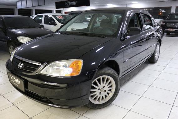 Honda Civic 2003 1.7 Lxl Aut. 4p
