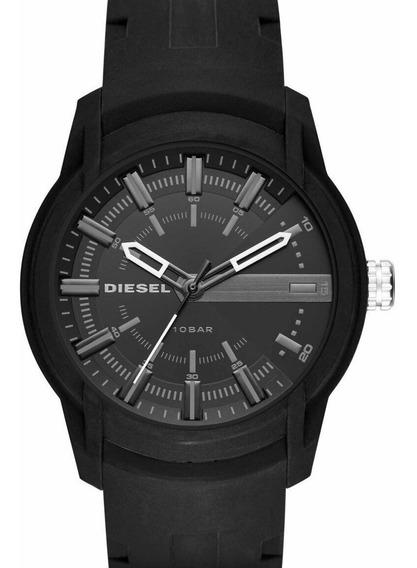 Relógio Diesel Masculino Preto Dz1830