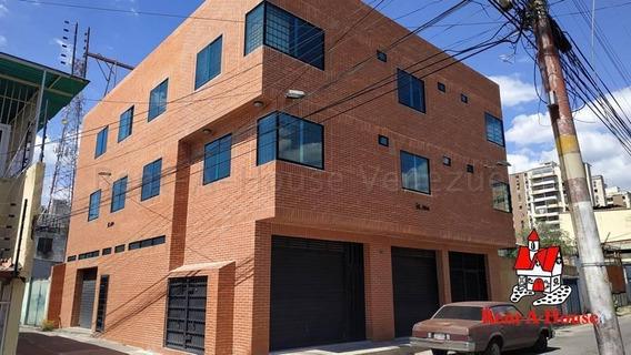Oficina En Alquiler En Maracay Urb La Barraca Puo 20-9085