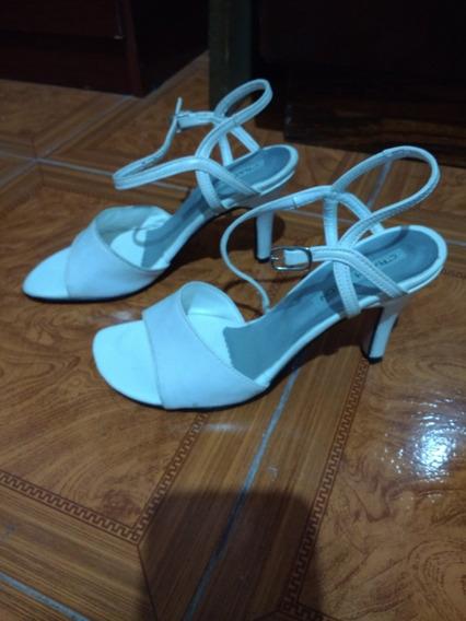 Zapato De Tango De Ecocuero