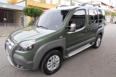 Fiat Doblò 1.8 Mpi Adventure 16v Flex 4p Manual 2015/2015