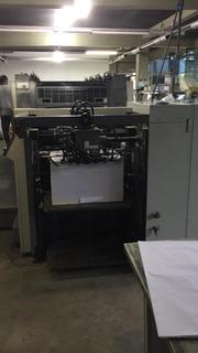 Ryobi 754 - 4 Cores - Impressora Offset