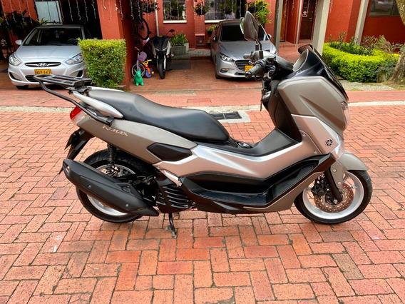 Yamaha Nmax 150 Abs Gris